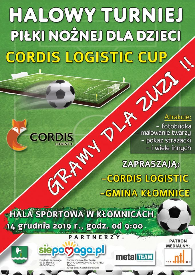 Cordis Cup Projekt