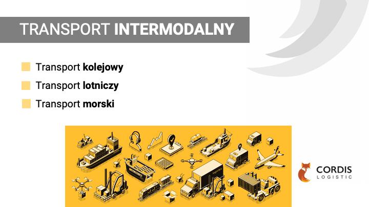 Intermodální přeprava